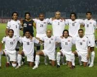 صورة العد التنازلي لاستعداد منتخبنا الوطني لكرة القدم