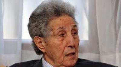 صورة وفاة أحمد بن بله أول رئيس للجزائر بعد الاستقلال