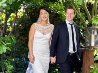 صورة زواج مفاجئ لمؤسس موقع الفسبوك