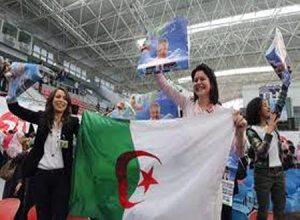 صورة سلال رئيساً للوزراء في الجزائر