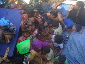 صورة ميانمار تطلب من الامم المتحدة ايواء نحو800 ألف من الروهينجا كلاجئين
