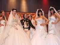 Photo of فستان زفاف بأنامل كويتية وروح اسبانية