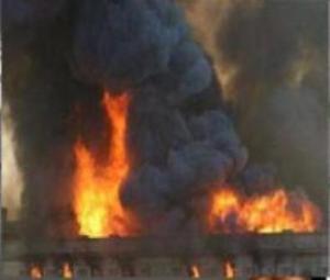 صورة 20حريقا في بغداد خلال 24 ساعة بسبب ارتفاع الحرارة!