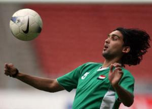 صورة منتخب العراق يتأهل للدور النصف النهائي في بطولة كأس العرب