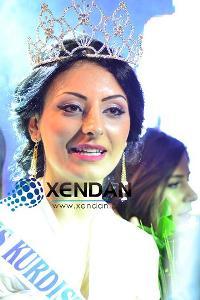 صورة انتخاب اول ملكة جمال في اقليم كردستان العراق