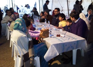 صورة افطار صائم في كانبيرا