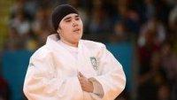 صورة السعودية وجدان شهرخاني  تودع الاولمبياد