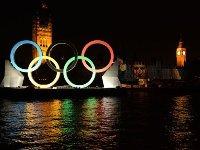 صورة اختتام اولمبياد لندن باستعادة امريكا لمركز الصدارة