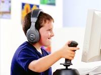 صورة العاب الكمبيوتر  تحقق للأطفال نسبة اعلى في التنسيق والتركيز