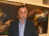 """صورة الفنان المغترب قيس السندي :  """"صراع من اجل البقاء """""""