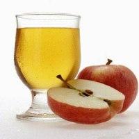 صورة عصير التفاح يحمي الأطفال من الربو