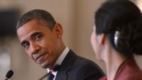 صورة أوباما يبدأ من تايلاند اولى جولاته الخارجية بعد الانتخابات