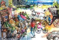 صورة مريم عبدالعليم.. أنامل ذهبية صاحبة بصمة في فن الجرافيك