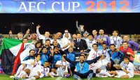 صورة الكويت بطل كأس الاتحاد الآسيوي