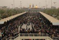 صورة أربعينية الامام الحسين: توقعات بوصول  16 مليون زائر بينهم الالاف من العرب والاجانب