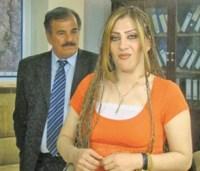 صورة رجال الأمن وأهل الفن في مسلسل عراقي