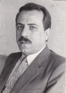صورة وفاة الكاتب العراقي صلاح العبد
