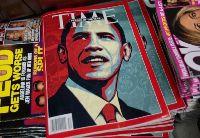 """صورة مجلة """"تايم"""" تختار أوباما شخصية العام للمرة الثانية"""