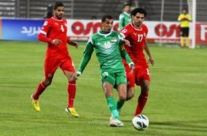 صورة ركلات الترجيح تمنح أسود الرافدين بطاقة التأهل الخليجي