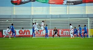 صورة منتخب الإمارات يهزم الكويت ويتأهل لنهائي  كأس الخليج
