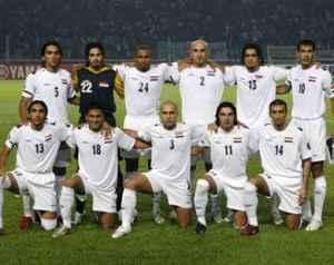 صورة الاعلان عن تشكيلة منتخب العراق النهائية لخليجي 21