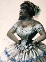 صورة بعد 153 عاماً على وفاتها ، اقبح النساء تشيع الى مثواها الاخير