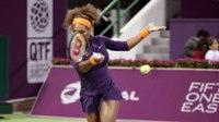 صورة المصنفات الأوليات في التنس  يواصلن التألق في الدوحة