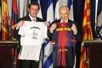 صورة برشلونة سيلاقي فريقاً من إسرائيليين وفلسطينيين