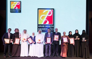 arab health 2013  winners 2
