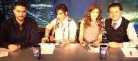 صورة برنامج  The voice يتجول في المدن العربية في شهر تموز المقبل