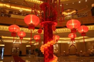 صورة زيادة عدد النزلاء الصينيين في قصر الامارات
