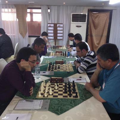 صورة الاتصالات العراقي يتصدر بطولة غرب اسيا للشطرنج