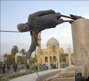 صورة التركة السوداء لواشنطن في العراق: مخاوف انسانية وفساد مهول!