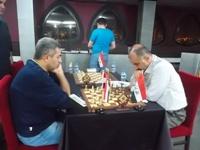 صورة اراز باسم يحرز المركز الاول في بطولة العراق الدولية الثانية بالشطرنج 2013