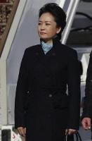 صورة سيدة الصين الأولى تثير ضجة على مواقع الانترنت