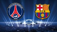 صورة مباراة باريس سان جيرمان و برشلونة .. تنافس قطري – قطري!