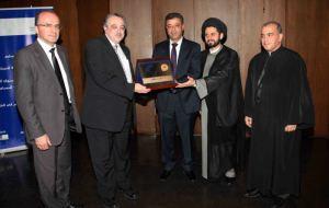 صورة سمير مرقص يفوز بجائزة الشبكة العربية للتسامح