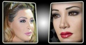 """صورة ديانا حداد ونوال الزغبى نجمتا سهرة """"آراب أيدول"""" 17 و18 مايو"""