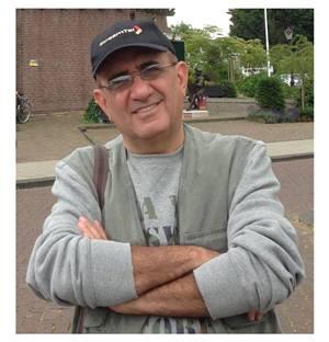 صورة كفاح محمود – هولندا