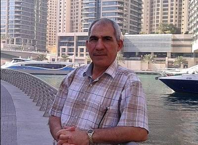 صورة الباحث صادق البياتي – العراق