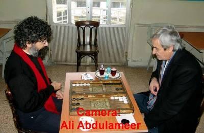 صورة عبد الستار ناصر أستاذ القصه العراقيه
