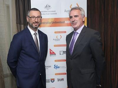 صورة استراليا تشارك في تطوير القطاع الصحي لدول الشرق الاوسط وشمال افريقيا
