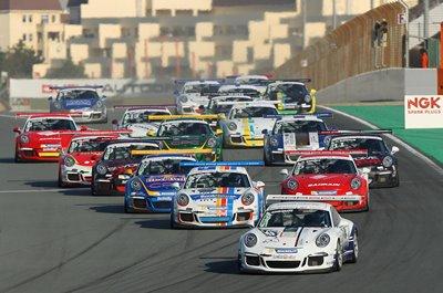 صورة الاسبوع المقبل دبي تشهدأنطلاق سباق هانكوك 24