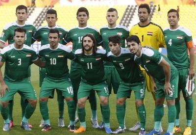 صورة العراق يهزم قطر ويتأهل إلى أولمبياد ريودي جانيرو