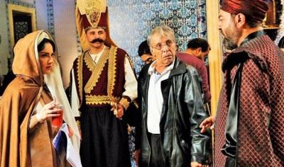 صورة بدء تصوير مسلسل (السلطان والشاة) بمشاركة  نخبة من النجوم العرب