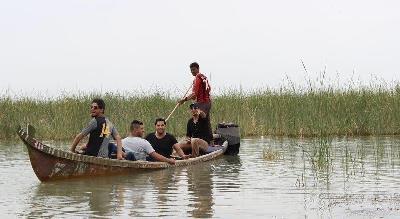 صورة اهوارالعراق تستعد لادراجها ضمن لائحة التراث العالمي