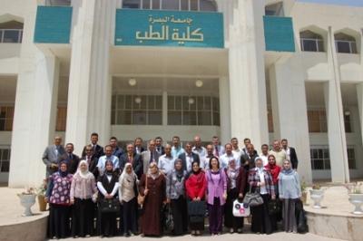 صورة كلية الطب بجامعة البصرة: برامج علمية متواصلة لأعداد أطباء المستقبل