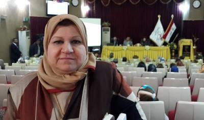 """صورة الصحفية """"سناء النقاش"""" تفوز بعضوية الجندر العالمية للصحافة النسوية"""