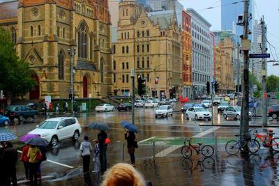 صورة للعام السابع أختيار ملبورن الأسترالية  أفضل المدن للعيش!