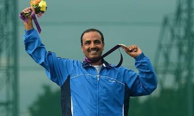 صورة أول ميدالية ذهبية للعرب في ريو 2016